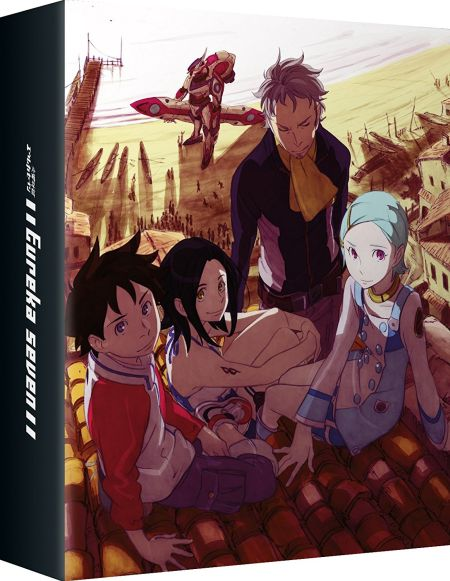 Eureka 7 - Ultimate Editon (Hyb) Blu-Ray
