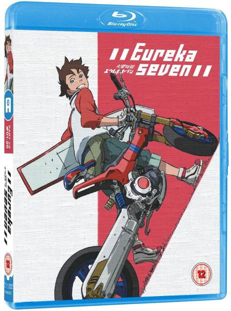 Eureka 7 Part 1 (Hyb) Blu-Ray