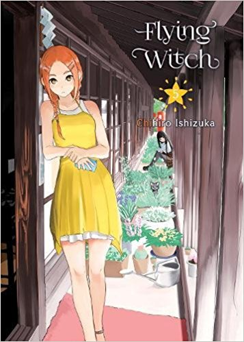 Flying Witch  5 GN (PM)
