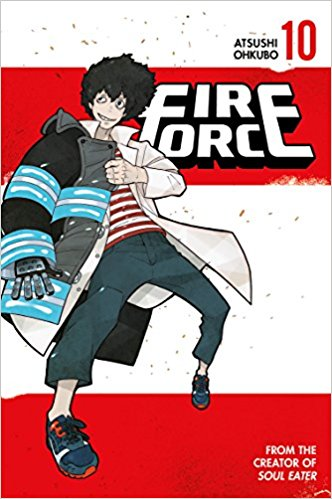 Fire Force 10 GN (PM)