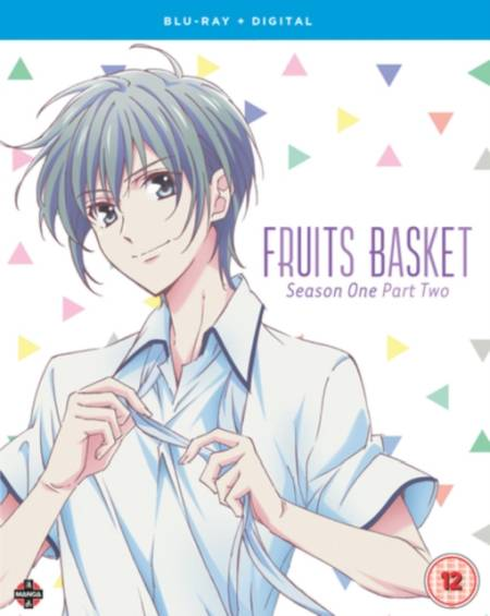 Fruits Basket (2019) - Season One Part Two (Hyb) Blu-Ray