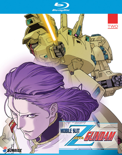Gundam, Mobile Suit Zeta Collection 2 (Hyb) Blu-ray