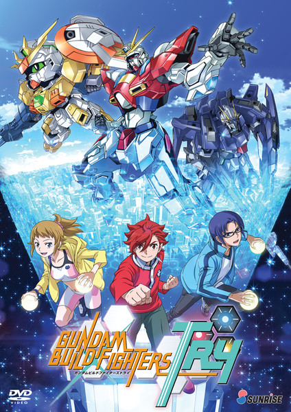Gundam Build Fighters Try (Hyb)