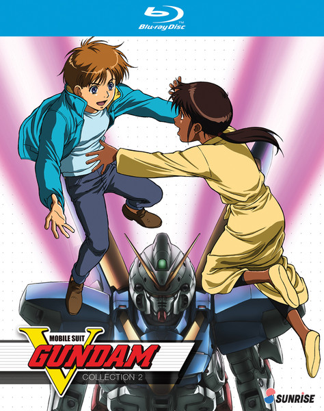 Gundam, Mobile Suit V Gundam Collection 2 (S) Blu-ray