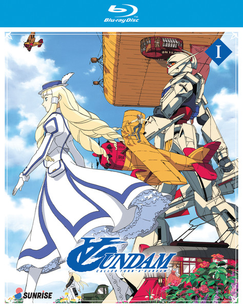 Gundam, Turn A Collection Part 1 (S) Blu-ray
