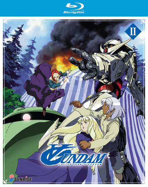 Gundam, Turn A Collection Part 2 (S) Blu-ray