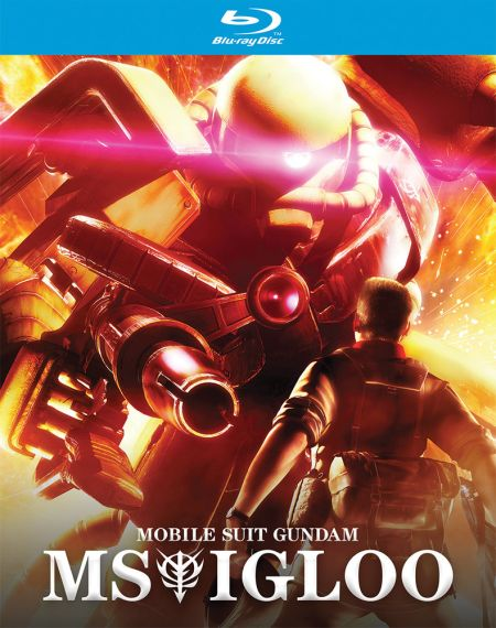 Gundam, Mobile Suit Gundam MS Igloo Collection (Hyb) Blu-ray