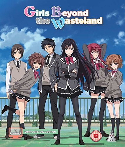 Girls Beyond the Wasteland Collection (S) Blu-Ray