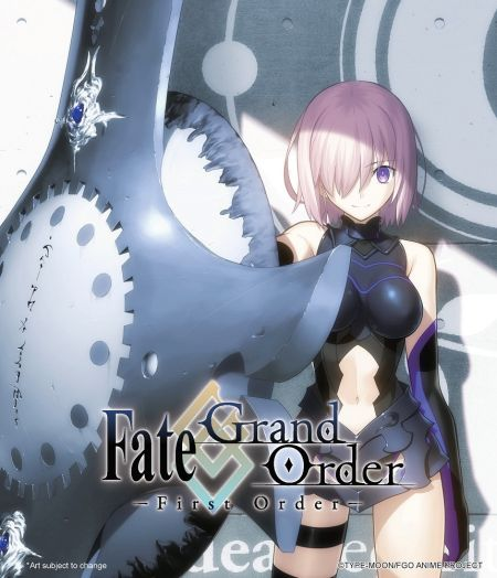 Fate/Grand Order First Order (Hyb) Blu-ray