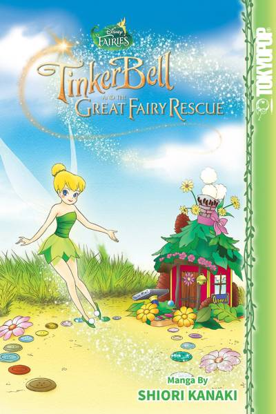Fairies The Great Fairy Rescue GN (PM)