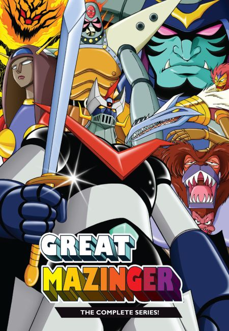 Great Mazinger (S)