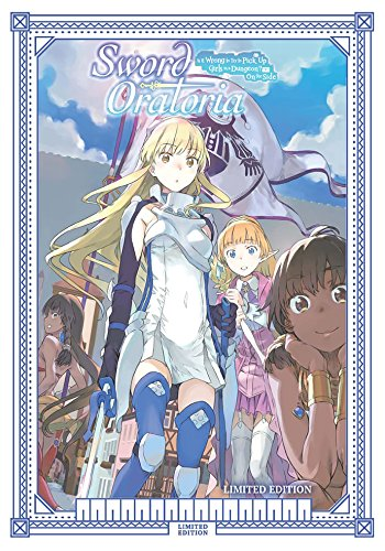 Is It Wrong To Try To Pick Up Girls In A Dungeon? Sword Oratoria: On The Side Collector's Edition (Hyb) DVD/Blu-Ray