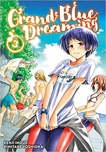 Grand Blue Dreaming  3 GN (M)