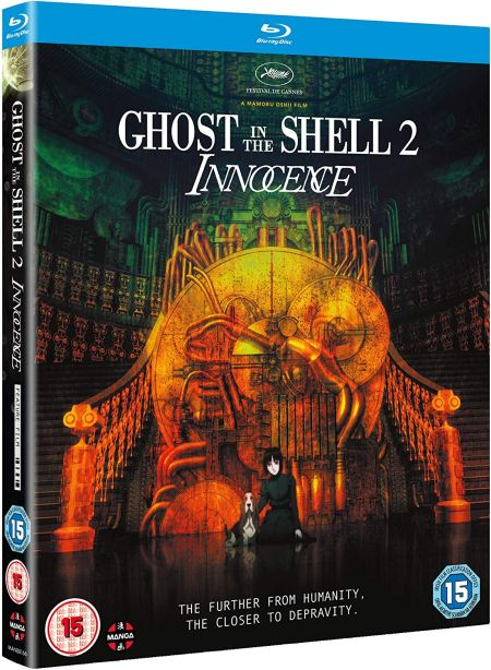 Ghost in the Shell 2: Innocence (Hyb) Blu-Ray