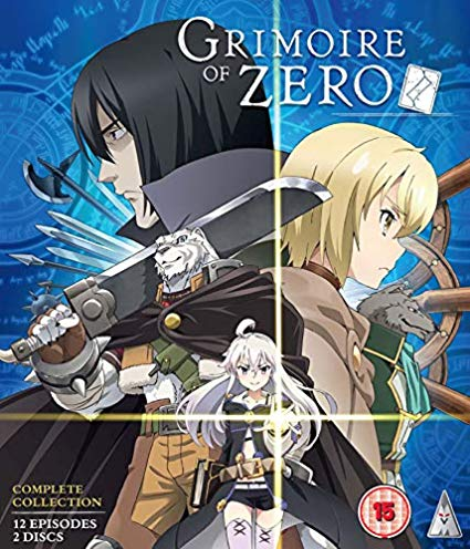 Grimoire of Zero Collection (Hyb) Blu-Ray