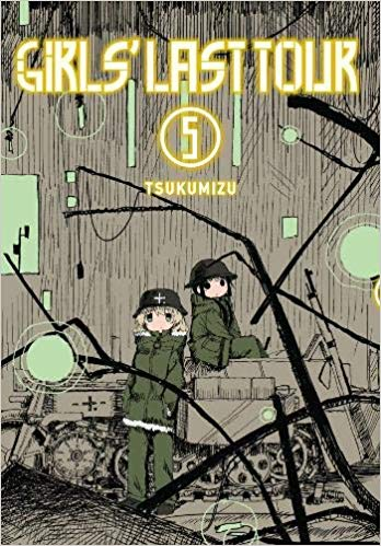 Girls' Last Tour  5 GN (M)