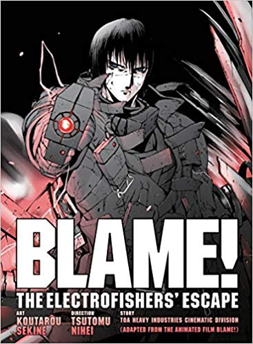 BLAME! Movie Edition GN (M)