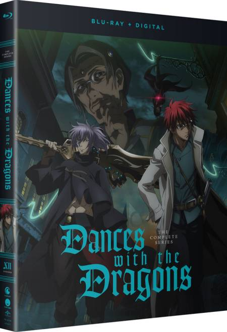 Dances With The Dragons (Hyb) Blu-ray
