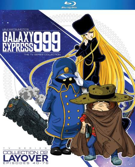 Galaxy Express 999 TV Series Collection 2 (S) Blu-Ray