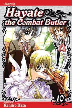 Hayate the Combat Butler 10 GN (PM)