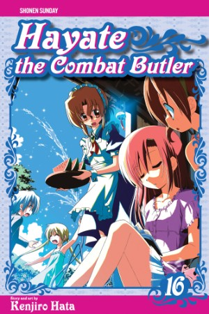 Hayate the Combat Butler 16 GN (PM)