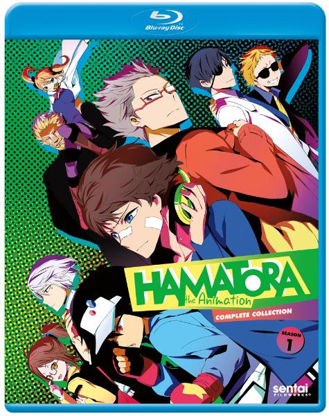 Hamatora the Animation Season 1 (Hyb) Blu-ray