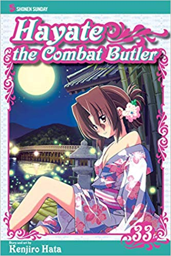 Hayate the Combat Butler 33 GN (PM)