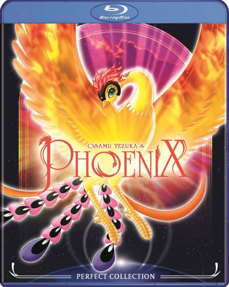 Osamu Tezuka's Phoenix The Perfect Collection (Hyb) Blu-ray
