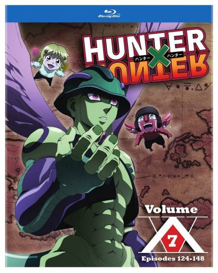 Hunter X Hunter  7 (Hyb) Blu-ray