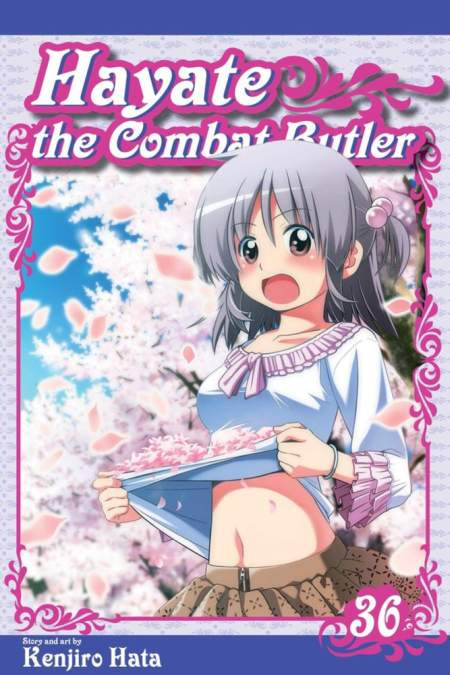 Hayate the Combat Butler 36 GN (PM)