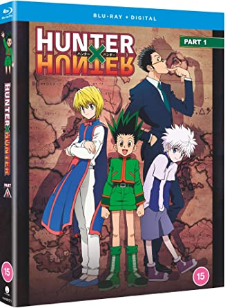 Hunter X Hunter - Set 1 (Hyb) Blu-Ray