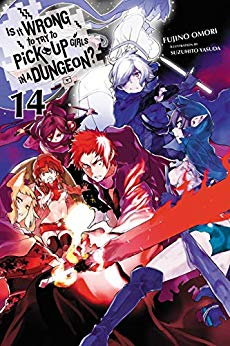 Is It Wrong to Try to Pick Up Girls in a Dungeon? Novel 14 (M)