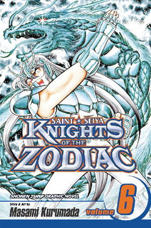 Knights of the Zodiac (Saint Seiya)  6 GN (PM)