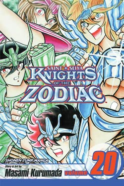 Knights of the Zodiac (Saint Seiya) 20 GN (PM)