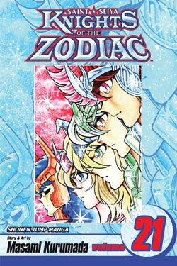 Knights of the Zodiac (Saint Seiya) 21 GN (PM)