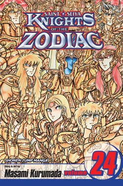 Knights of the Zodiac (Saint Seiya) 24 GN (PM)