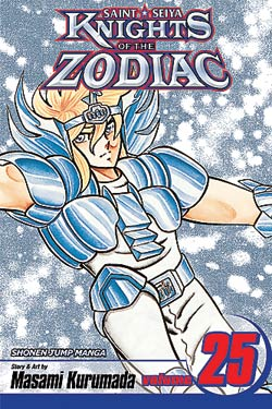 Knights of the Zodiac (Saint Seiya) 25 GN (PM)