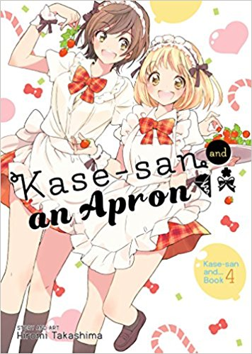 Kase-san and... Book 4: Kase-san and Apron (PM)