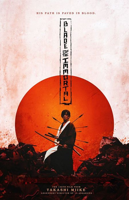 Blade of the Immortal (S) Blu-ray LiveAction