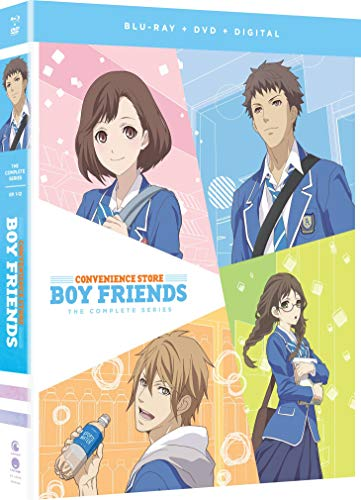 Convenience Store Boy Friends (Hyb) DVD/Blu-ray