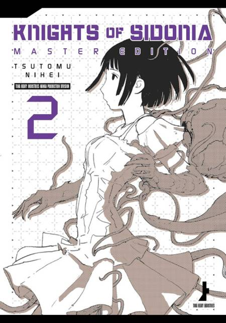 Knights of Sidonia Master Edition  2 GN (L)