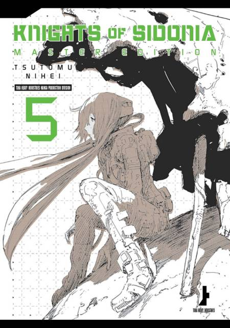 Knights of Sidonia Master Edition  5 GN (L)