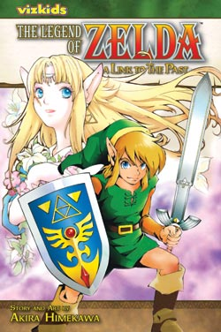 Legend of Zelda  9: A Link to the Past GN (PM)
