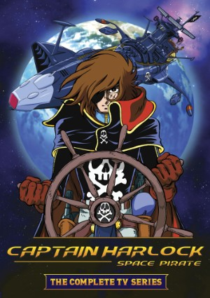 Captain Harlock: Space Pirate Complete TV Series (S)