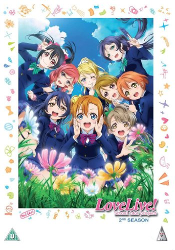 Love Live! School Idol Project Season 2 Collection (Hyb)