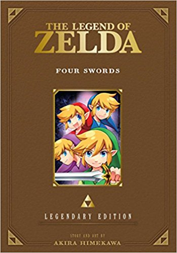 Legend of Zelda Legendary Edition  5: Four Swords GN (L)