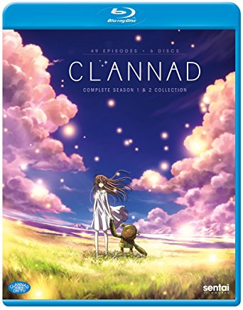 Clannad & Clannad After Story Complete Collection (Hyb) Blu-ray