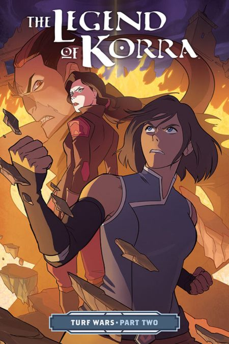 Legend of Korra Turf Wars  2 GN (PM)
