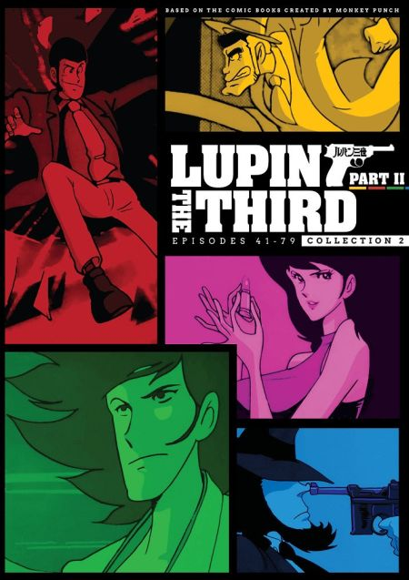 Lupin the 3rd Part II Collection 2 (Hyb)