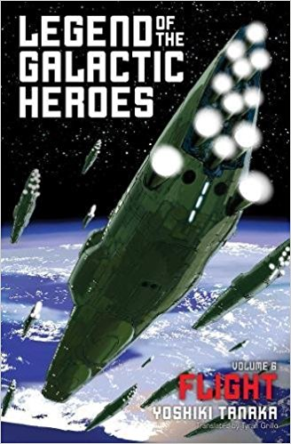Legend of the Galactic Heroes Novel 06 (M)